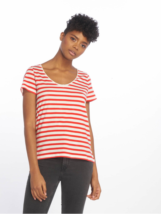 Only T-Shirt onlfBrave weiß