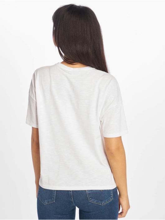 Only T-Shirt Dessert weiß
