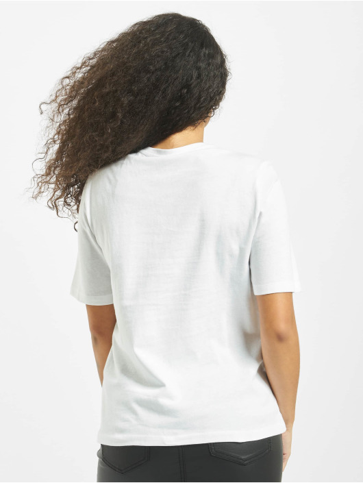 Only T-Shirt onlMary Boxy weiß