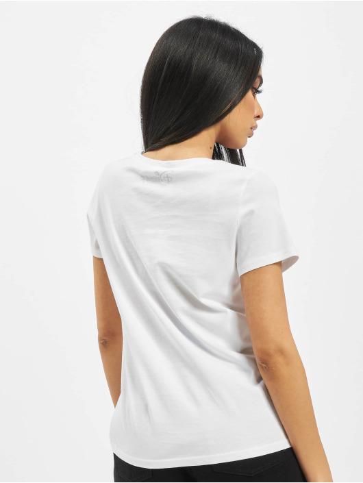 Only T-Shirt onlDonald weiß
