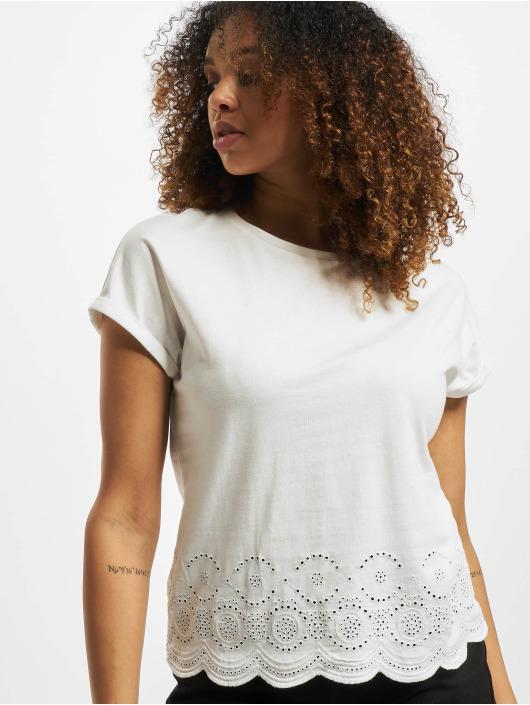 Only T-Shirt onlCosma Life Jersey weiß