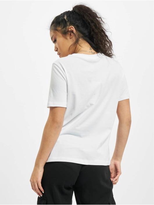 Only T-Shirt onlLips weiß