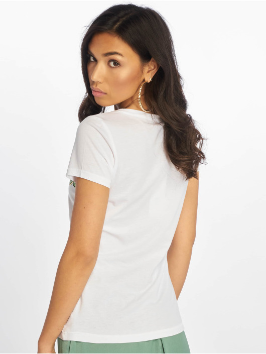 Only T-Shirt onlLima Fit Fruit white