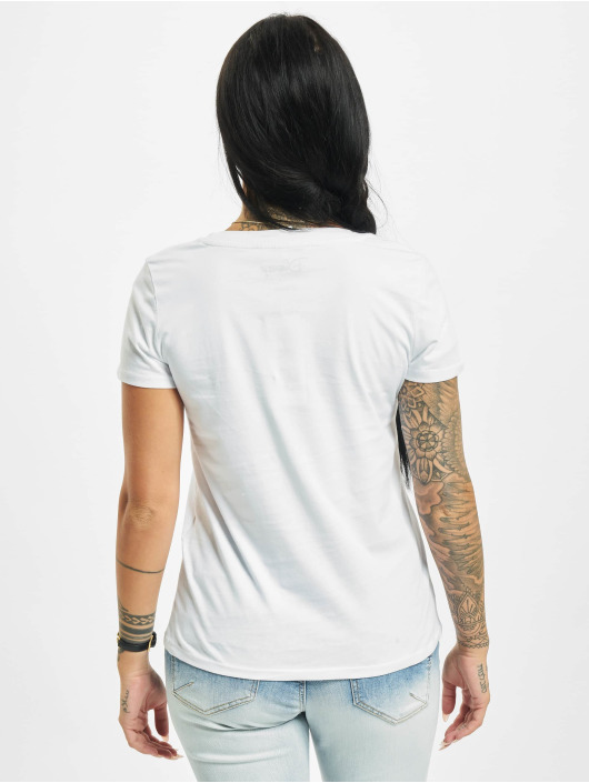 Only T-Shirt onlMinnie Box Jersey white