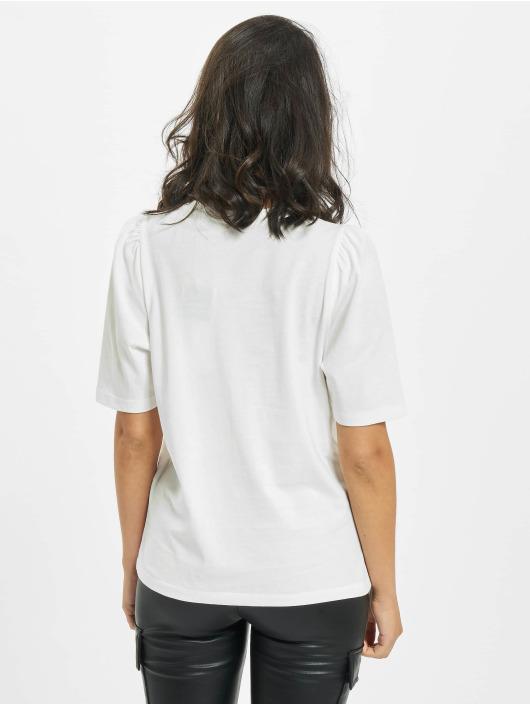 Only T-Shirt onlNora Life Volume Dnm white