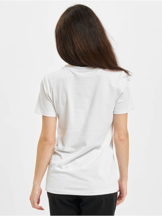 Only T-Shirt Onlkita Life Butterfly Box JRS white