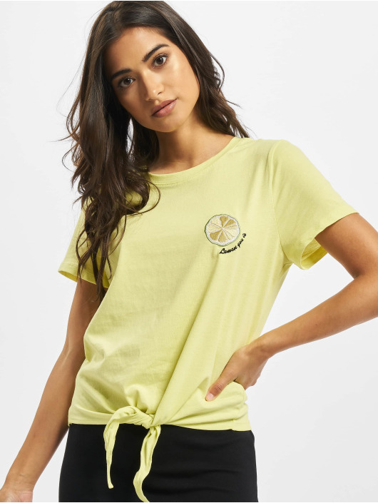 Only T-Shirt onlFruity yellow