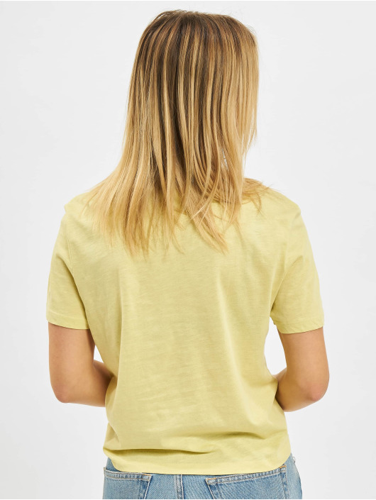 Only T-Shirt onlSilly Life Knot yellow