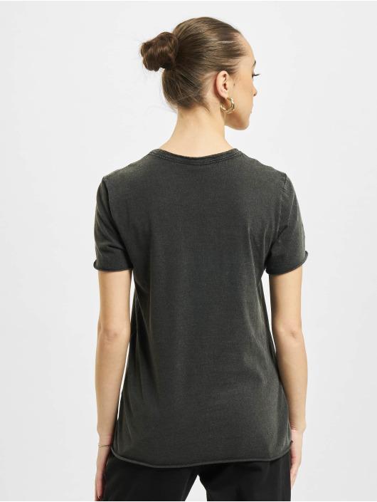 Only t-shirt onlLucy Life Reg zwart