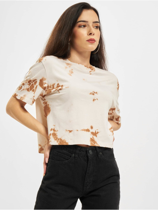 Only T-shirts Onlfine Life JRS Short beige