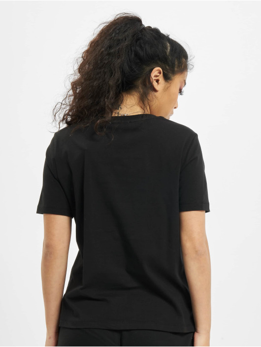 Only T-Shirty onlLips czarny