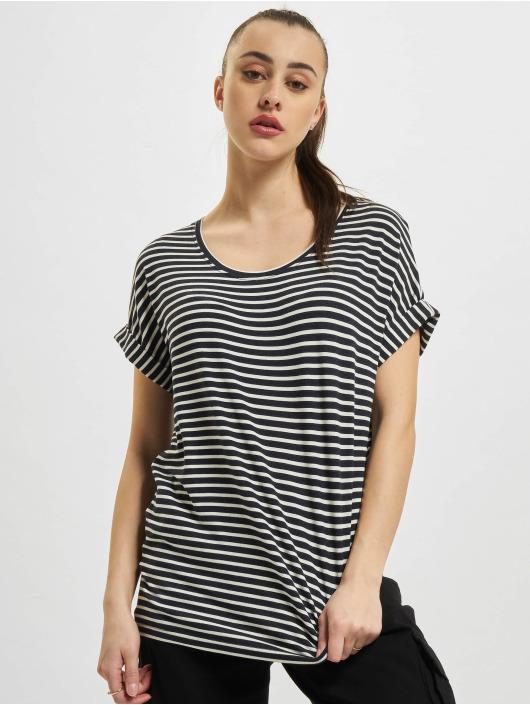 Only T-Shirty onlMoster Stripe niebieski
