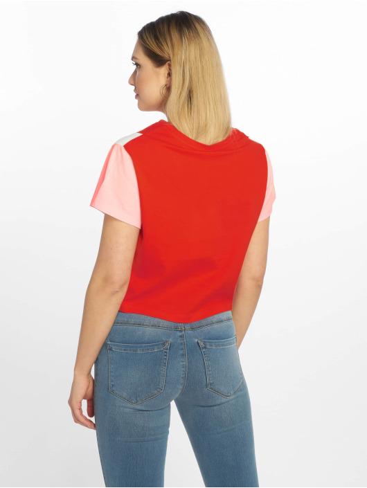 Only T-Shirty onlfTeam pomaranczowy