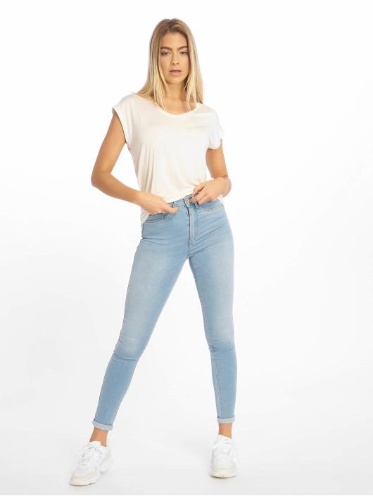 Only T-skjorter onlWilma Jersey hvit