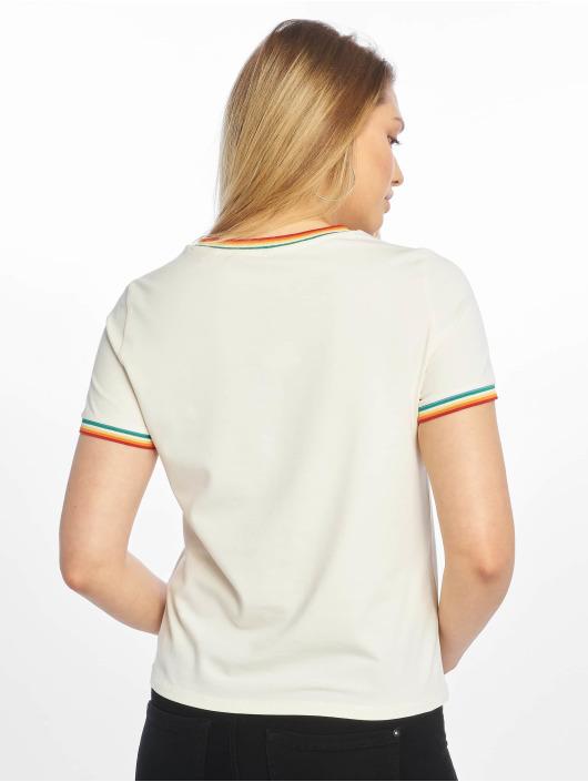Only T-skjorter onlRainbow hvit