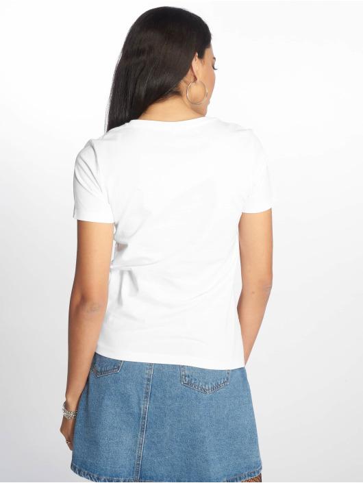 Only T-skjorter onlTally Regular Food Bling Box Co hvit