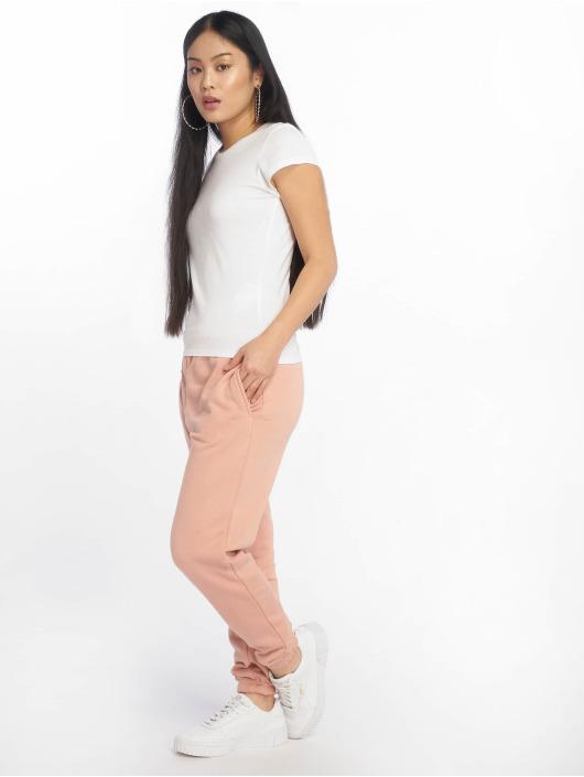 Only T-skjorter onlCate Tight Fitted hvit