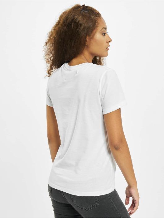Only T-skjorter onlRuby Life Reg hvit