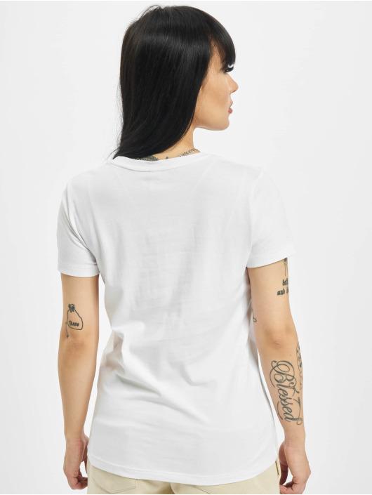 Only T-skjorter onlKita Life Reg Moon hvit