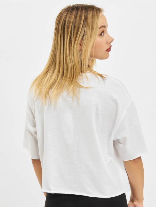 Only T-skjorter Onlearth Life JRS hvit