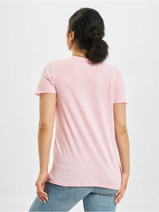 Only T-skjorter Fruity Life rosa