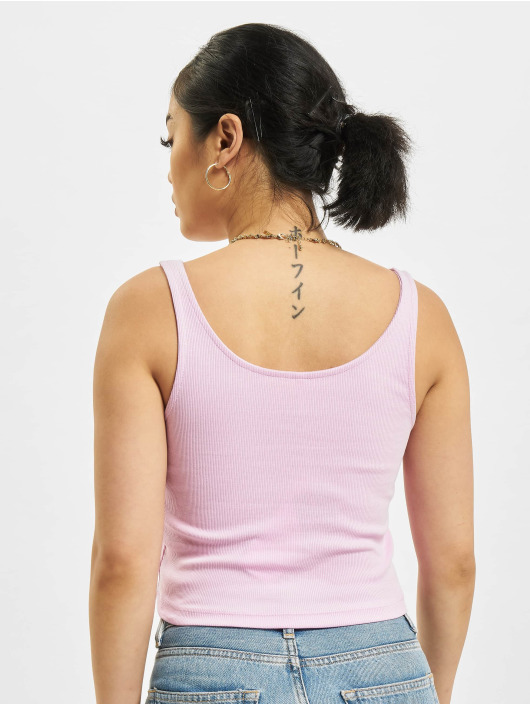 Only Tank Tops Nessa Life violet