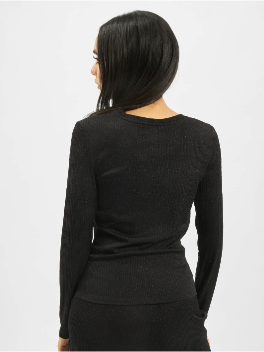 Only Top onlCosmo Glitter Jersey black
