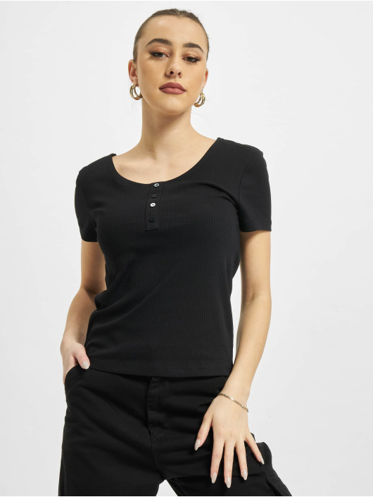 Only Top onlSimple Life Button black