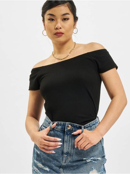 Only Top Nella Off-Shoulder black