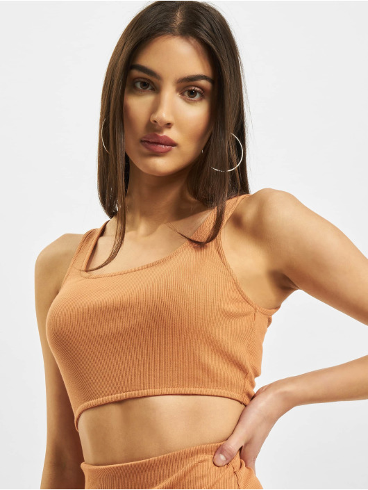 Only Top Onlalice JRS brown