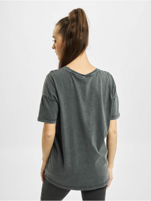 Only Top onlRosie Life Oversize Box gris