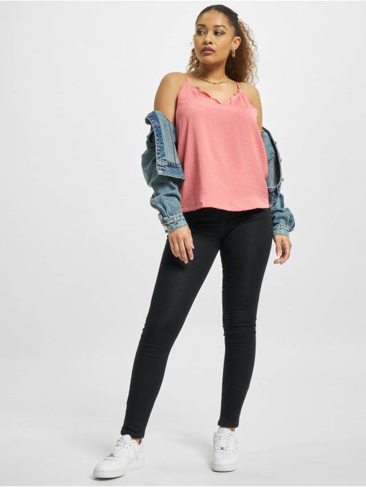 Only Top onlDebbie Singlet rosa