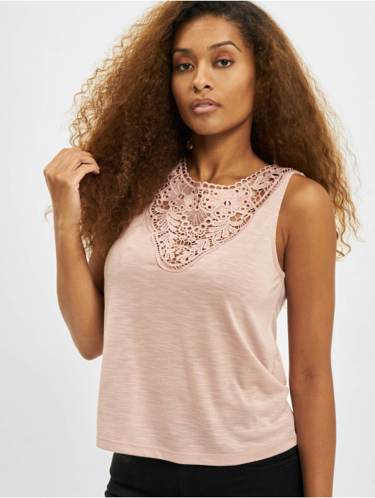 Only Top onlIsa JRS rosa
