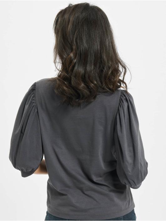 Only Top onlSasha 2/4 Puff Jersey schwarz