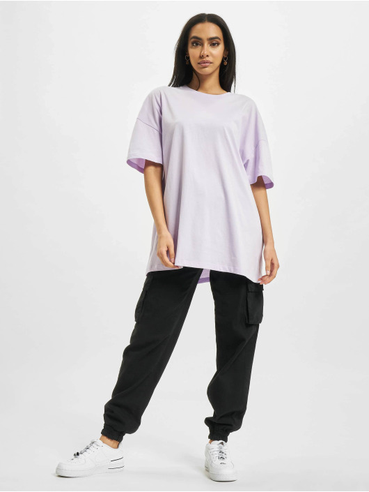 Only Top onlAya Life Oversized Noos violet