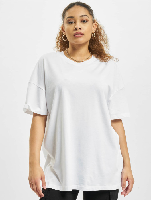 Only Top onlAya Life Oversized Noos weiß