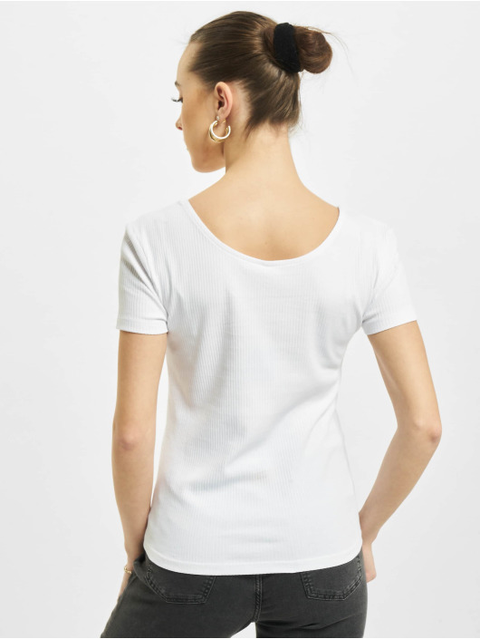 Only Top onlSimple Life Button white