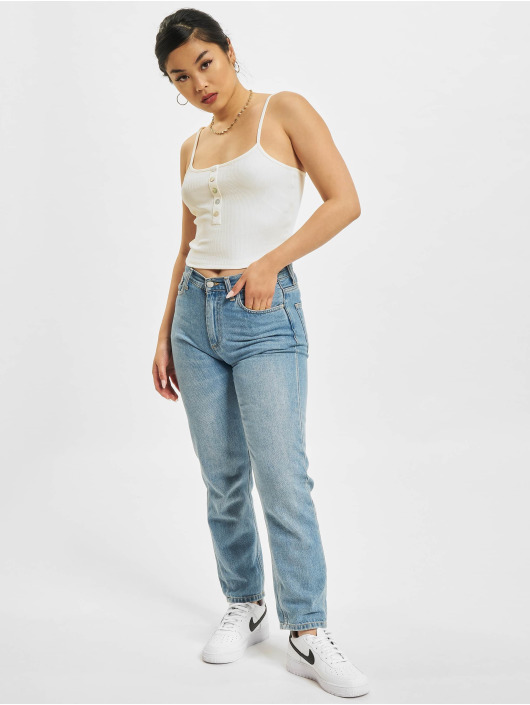 Only Top Nessa Life white