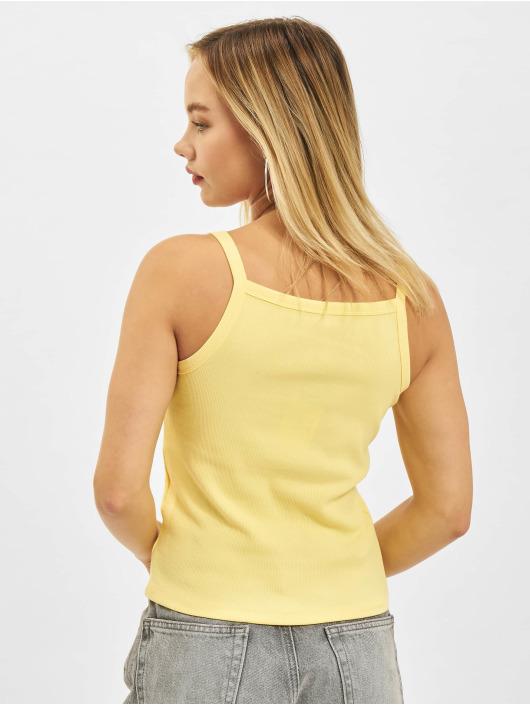 Only Top Clara Life Singlet yellow