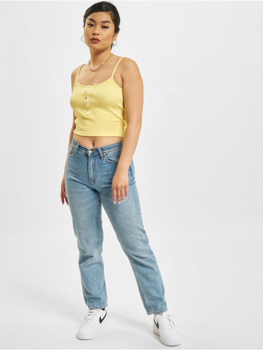 Only Top Nessa Life yellow
