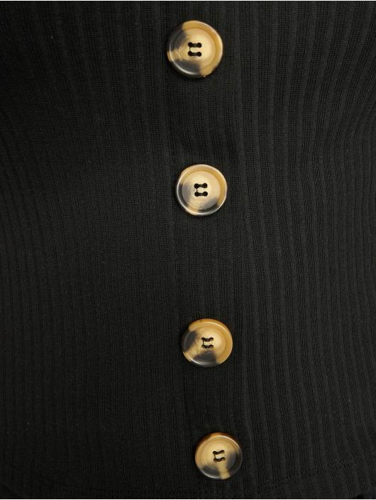 Only Topper onlNella Button svart
