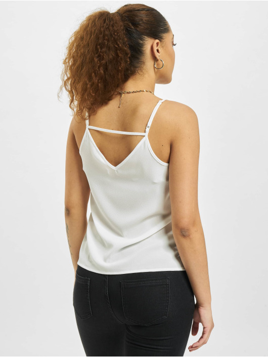 Only Tops onlNova Lux Paris Singlet bialy