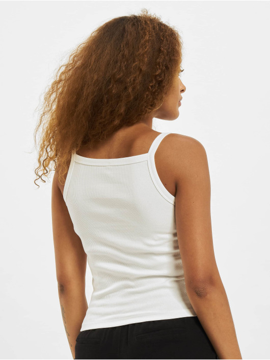 Only Tops Clara Life Singlet bialy