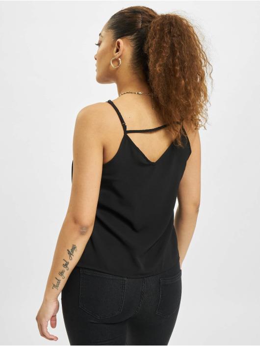 Only Tops onlNova Lux Paris Singlet czarny