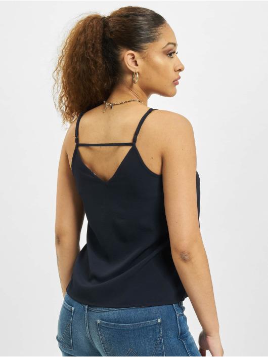 Only Tops onlNova Lux Paris Singlet niebieski