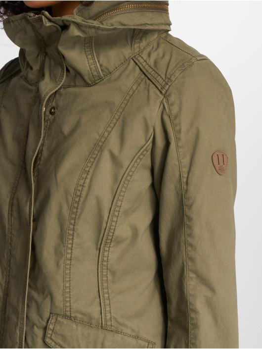 Only Transitional Jackets onlDoris khaki
