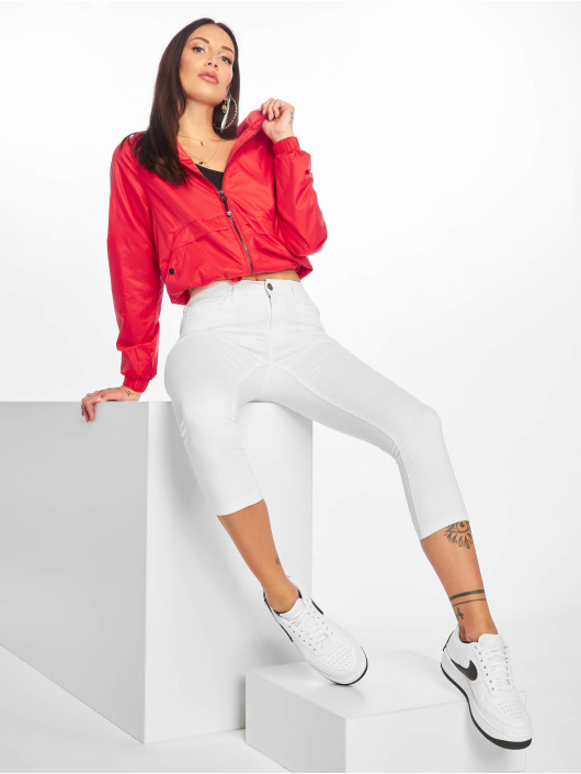 Only Transitional Jackets onlAddi red