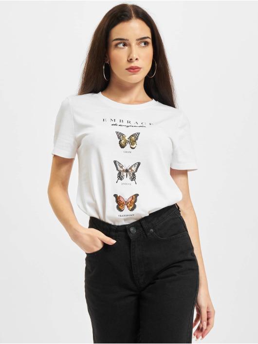 Only Tričká Onlkita Life Butterfly Box JRS biela