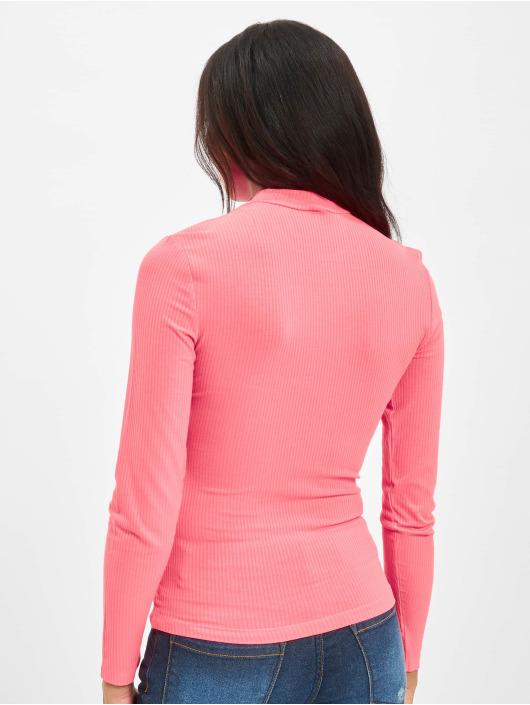 Only Tričká dlhý rukáv onlNeon pink