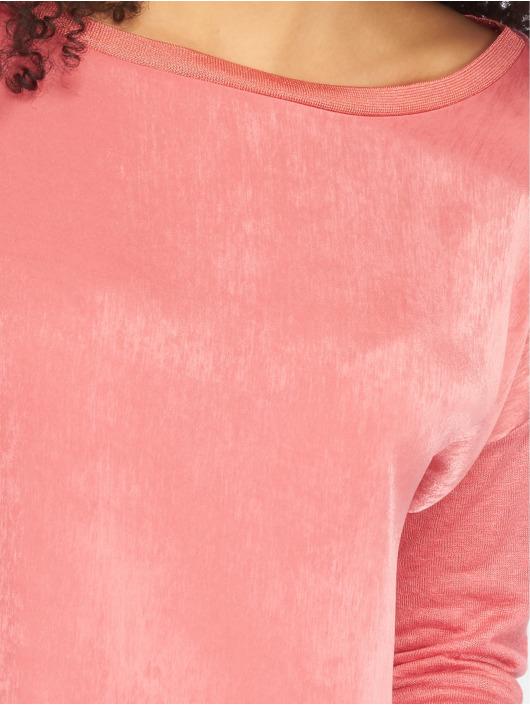 Only Tričká dlhý rukáv onlBern ružová